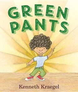 Green Pants book