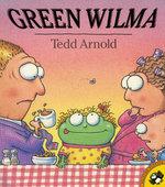 Green Wilma book