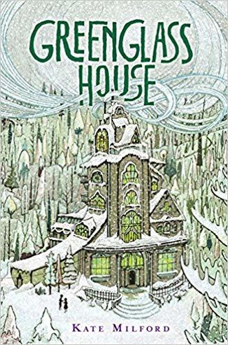 Greenglass House book