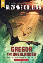 Gregor The Overlander book