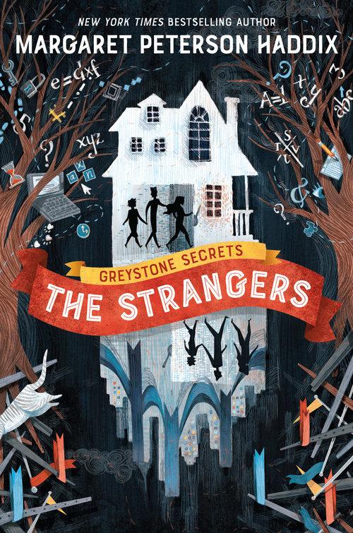 Greystone Secrets #1: The Strangers book