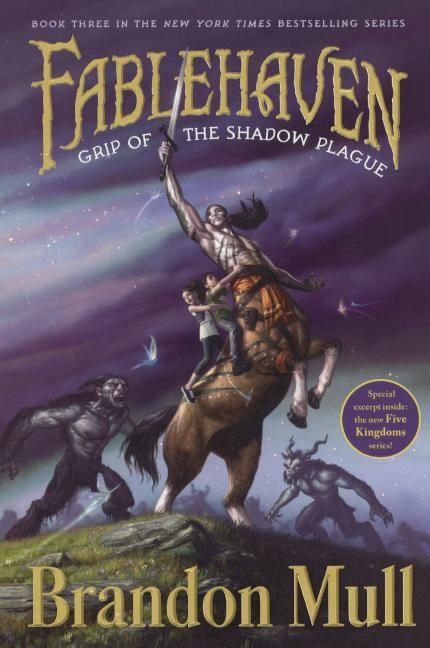 Grip of the Shadow Plague book