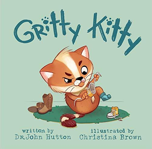 Gritty Kitty book