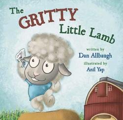 Gritty Little Lamb book