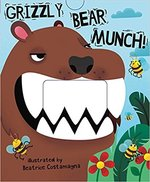 Grizzly Bear Munch! book