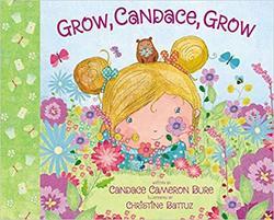 Grow, Candace, Grow book
