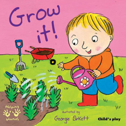 Grow It! book