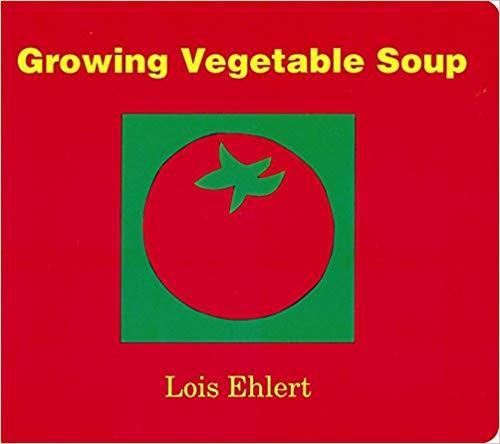 Growing Vegetable Soup book