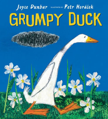 Grumpy Duck book