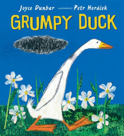Grumpy Duck book