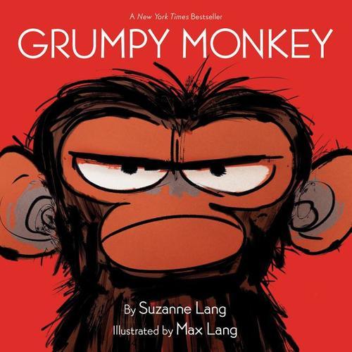 Grumpy Monkey Book