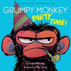 Grumpy Monkey Party Time! book