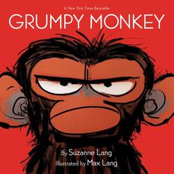 Grumpy Monkey book