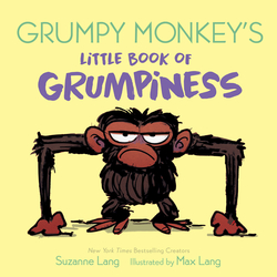 Grumpy Monkey's Little Book of Grumpiness book