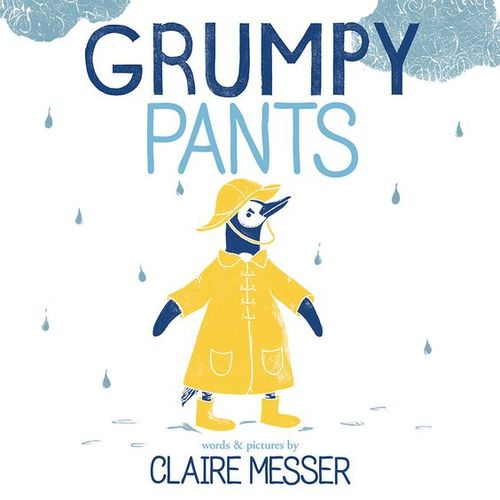 Grumpy Pants Book