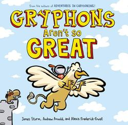 Gryphons Aren't So Great book