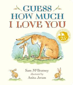 Guess How Much I Love You Padded Board Book book