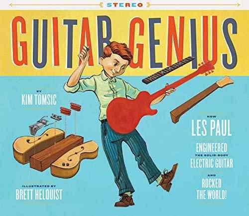 Guitar Genius book