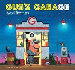 Gus's Garage book