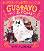 Gustavo, the Shy Ghost book