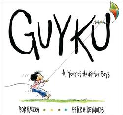 Guyku: A Year of Haiku for Boys book