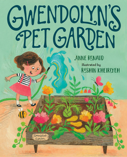 Gwendolyn's Pet Garden book