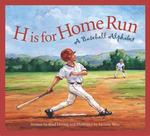 H is for Home Run book