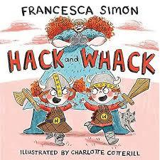 Hack and Whack book