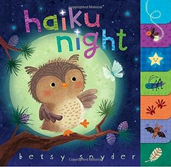 Haiku Night book