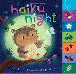 Haiku Night book