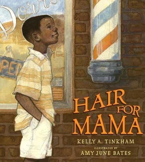 Hair for Mama book