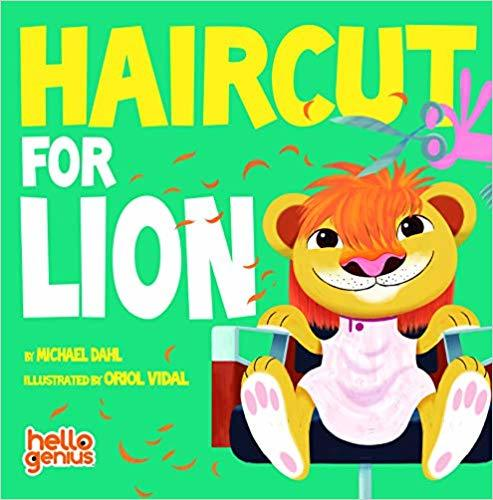 Haircut for Lion book