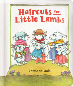 Haircuts for Little Lambs book