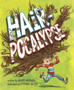 Hair-Pocalypse book