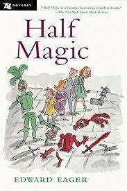 Half Magic book