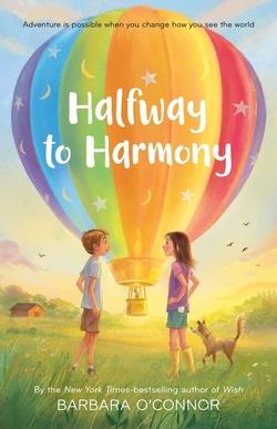 Halfway to Harmony book