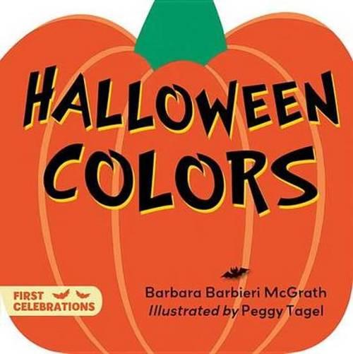 Halloween Colors book