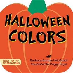 Halloween Colors book