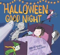 Halloween Good Night book