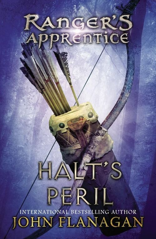 Halt's Peril book