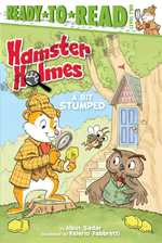 Hamster Holmes, A Bit Stumped book