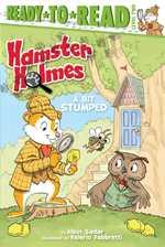 Hamster Holmes, A Bit Stumped book