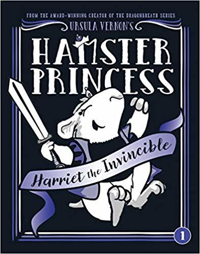 Hamster Princess: Harriet the Invincible book