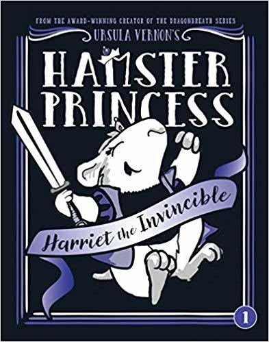Hamster Princess: Harriet the Invincible book