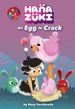 Hanazuki: an Egg to Crack book