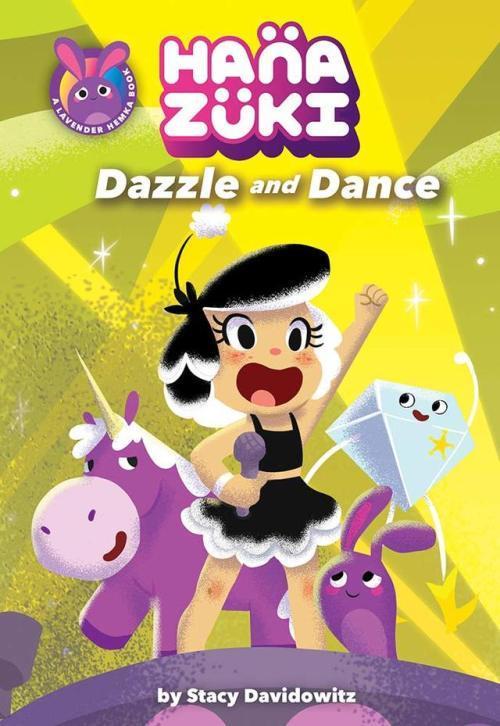 Hanazuki: Dazzle and Dance book