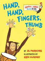 Hand, Hand, Fingers, Thumb book