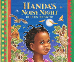 Handa's Noisy Night book