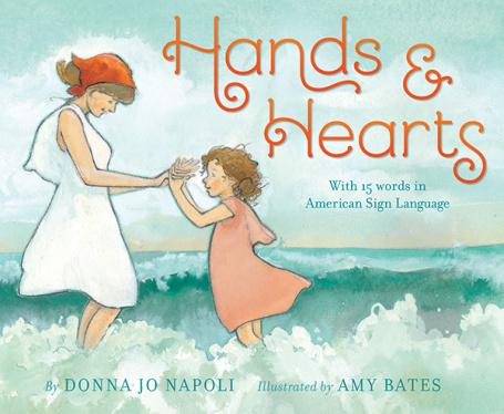 Hands & Hearts book