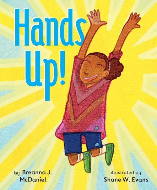 Hands Up! book